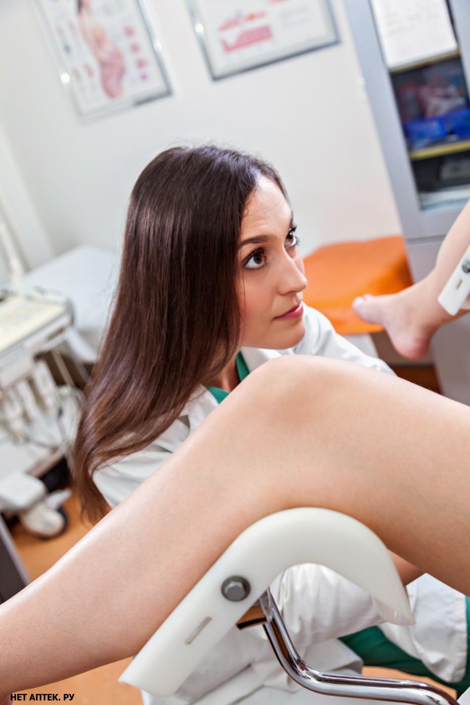 Смотреть эротич ролики про посещение гинеколога 10 фотография