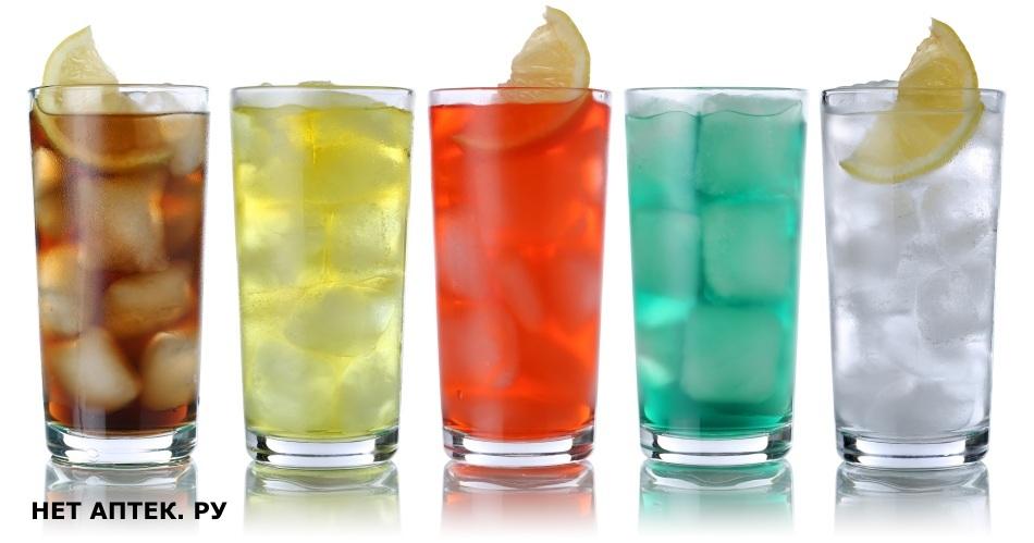 Как сделать газированные напитки
